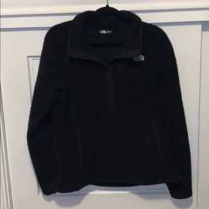 North Face Sherpa Pull over